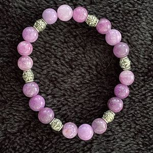 Hand made Glass bead Bracelet